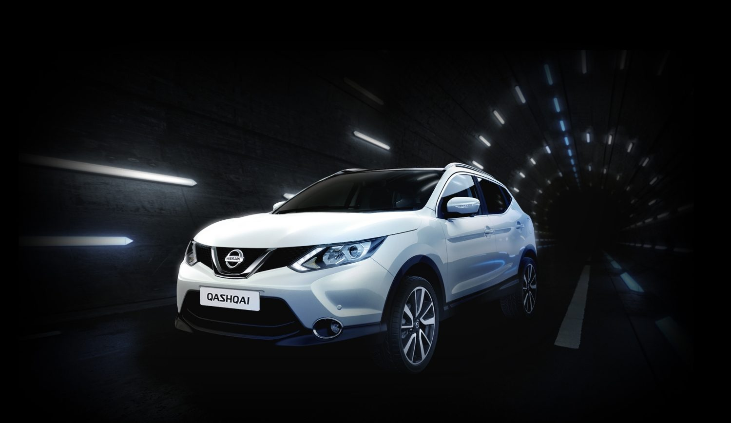 Small SUV - video demo white | Nissan Qashqai