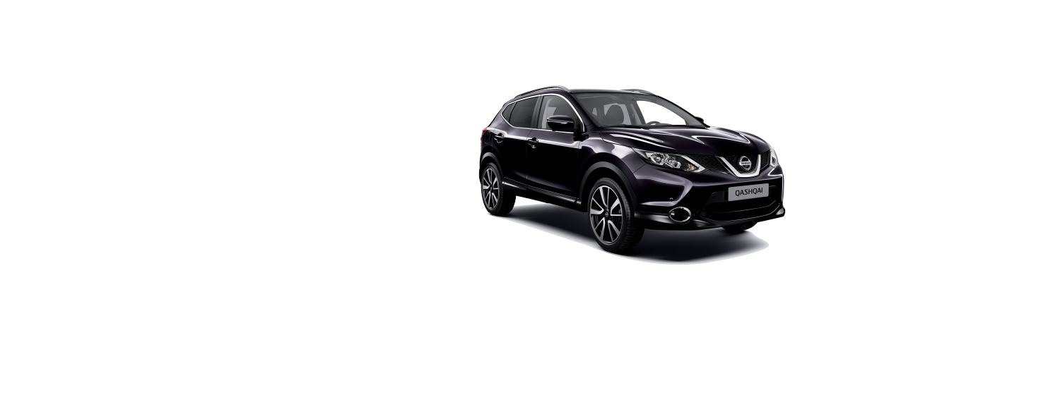 Nissan Qashqai - Night Shade