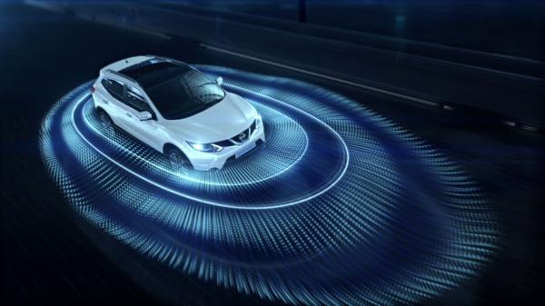 Nissan QASHQAI— современные технологии