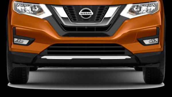 Nissan X-TRAIL, 7-местный автомобиль с активными жалюзи решетки радиатора
