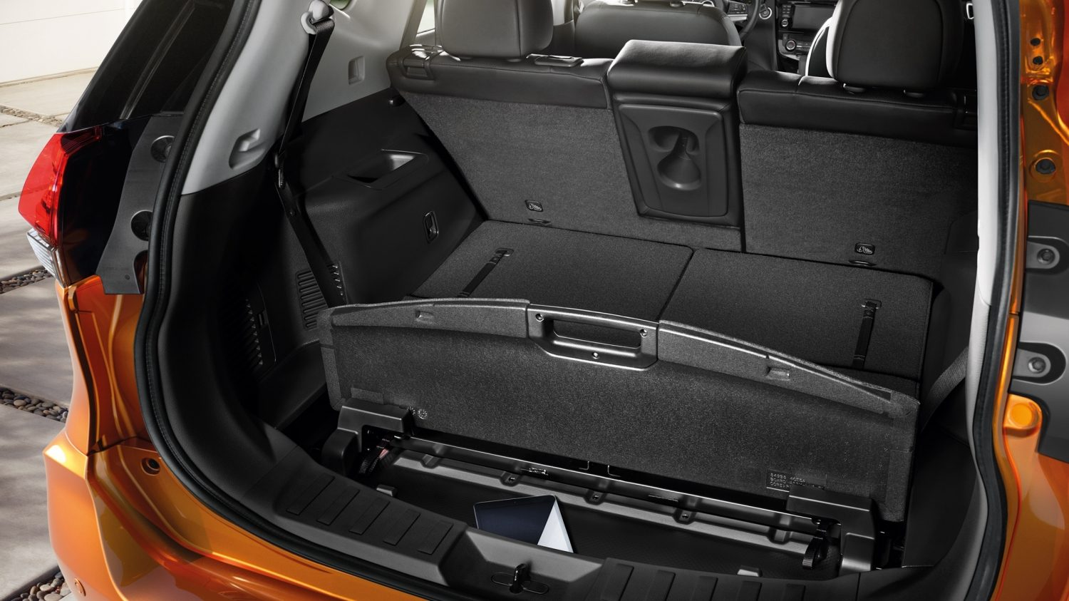 Nissan X Trail Boot Space - Car Reviews 2018