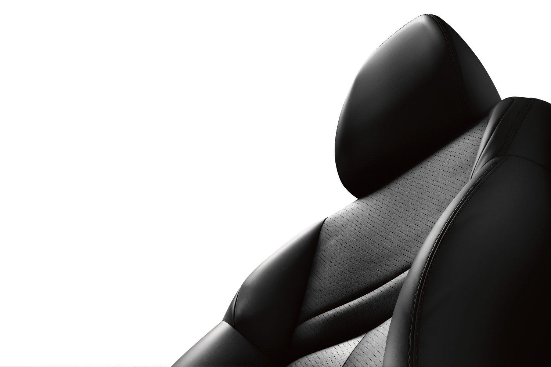 Nissan X-TRAIL: сиденья крупным планом