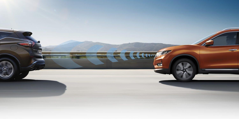 New Nissan X-Trail 2017 - Intelligent Mobility