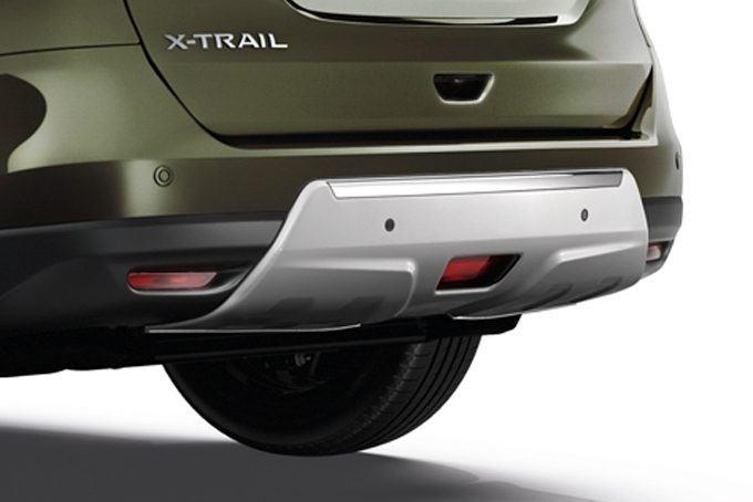Nissan X-Trail - Exterior - Rear styling plate