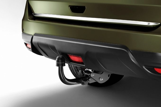Nissan X-Trail - Transportation - Towbar removable