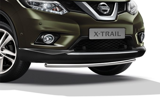 Nissan X-Trail - Urban pack - Front styling bar