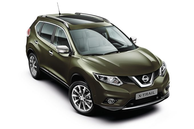 accessoires nissan x trail suv 7 persoonsauto nissan. Black Bedroom Furniture Sets. Home Design Ideas