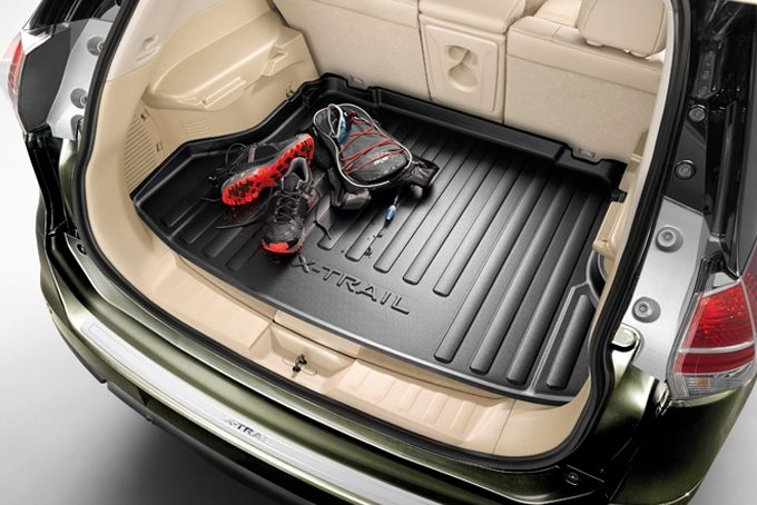 Nissan X-Trail - Interior - Soft trunk liner