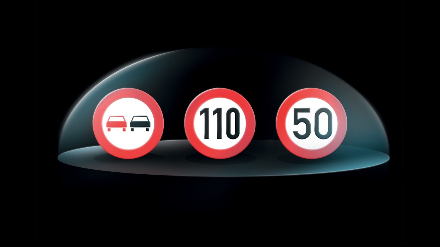 7 seater & 4x4 N-Vision - Traffic Sign Recognition | Nissan X-Trail
