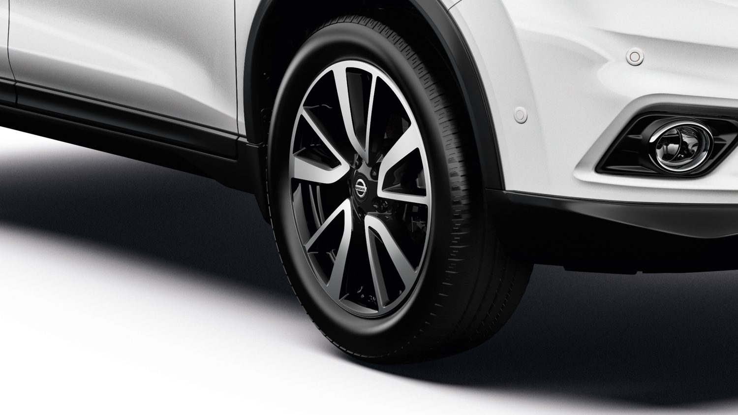 7 seater & 4x4 N-Vision - Wheels | Nissan X-Trail
