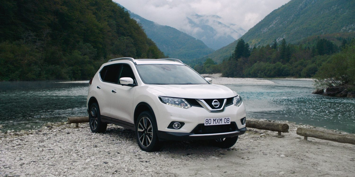 nissan x trail 4x4 suv voiture 7 places nissan. Black Bedroom Furniture Sets. Home Design Ideas