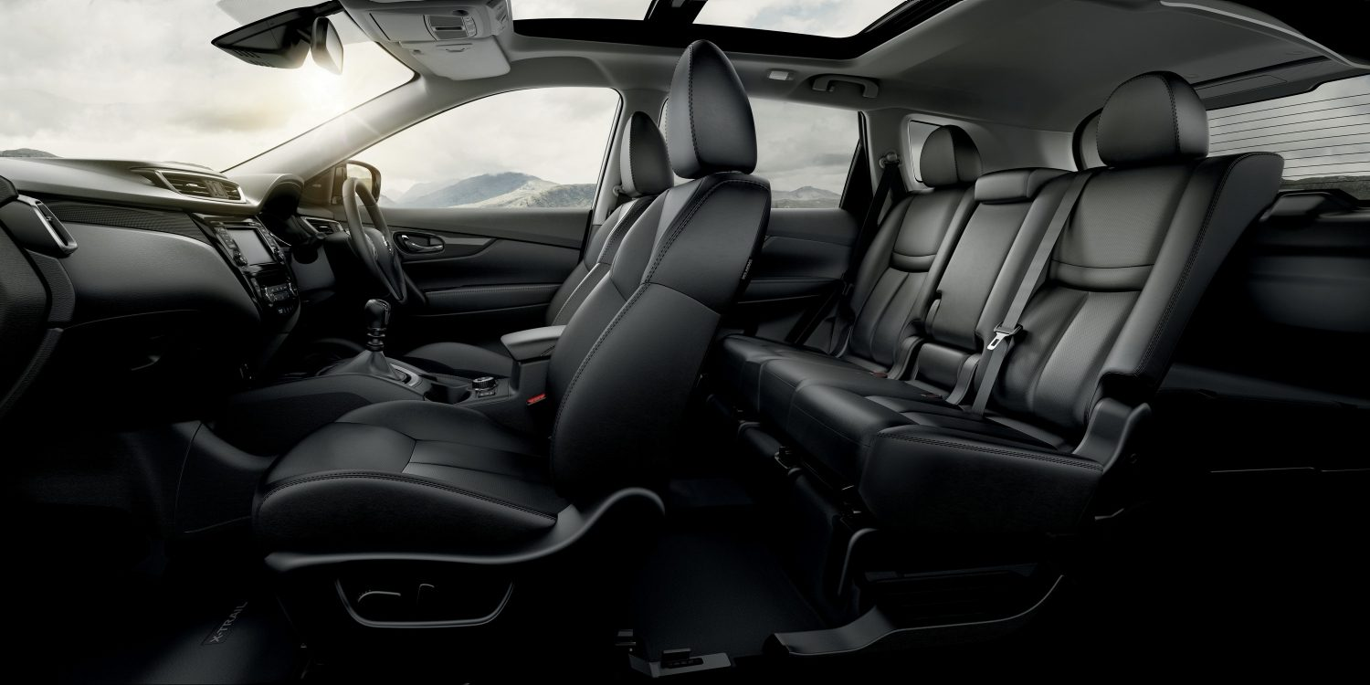 7 seats SUV - Nissan X-Trail