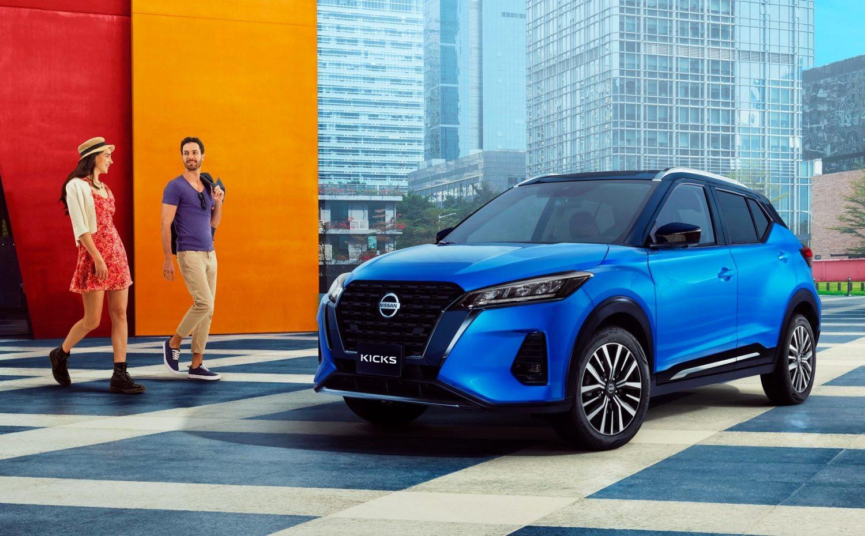 Descubre el Nuevo Nissan Kicks 2021