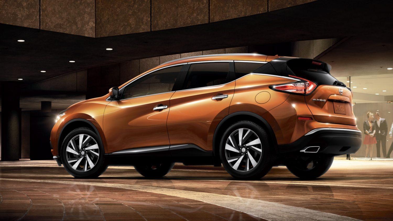 Nissan murano profile