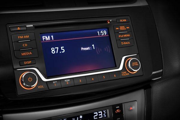 Sistema Bluetooth® del nuevo Nissan Sentra
