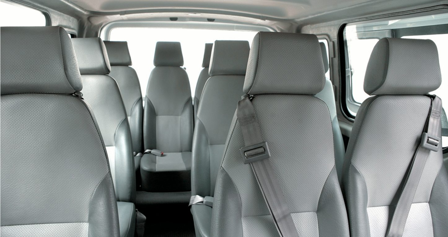 And You Can Remove Seats To Create An Impressively Spacious Interior Capable Of Transporting Tons Cargo