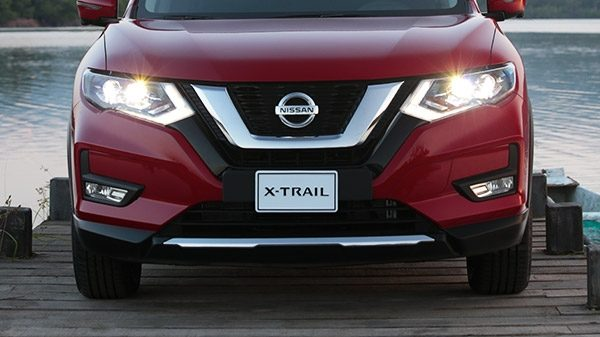 X-Trail Active Grille Shutter