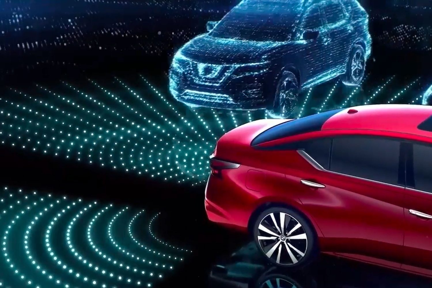 Altima 2019 con Nissan Intelligent Mobility