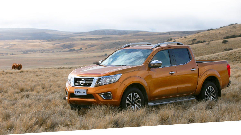 Nissan Frontier 2020 4x4 Pickup Nissan Peru