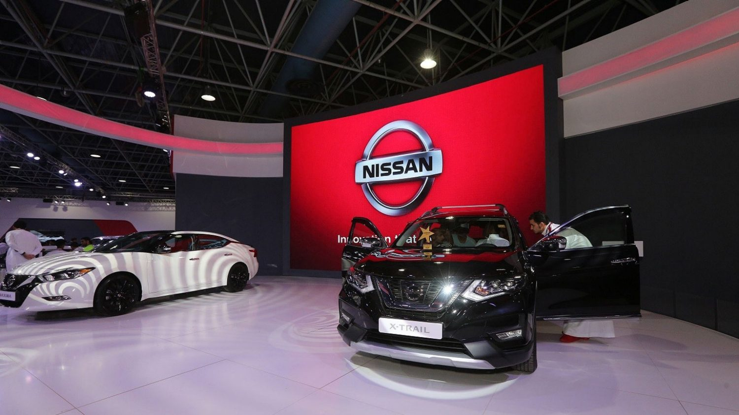 Official news events nissan middle east for Downtown la motors nissan