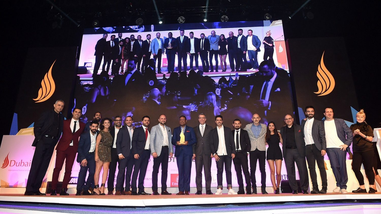Nissan most decorated brand at Dubai Lynx with 18 awards