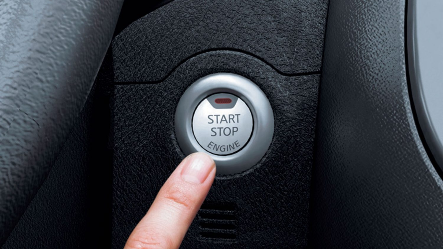 Nissan Intelligent Key and Push Button Ignition