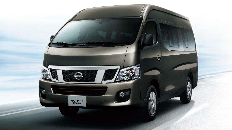 Nissan Nv350 Urvan Work Van