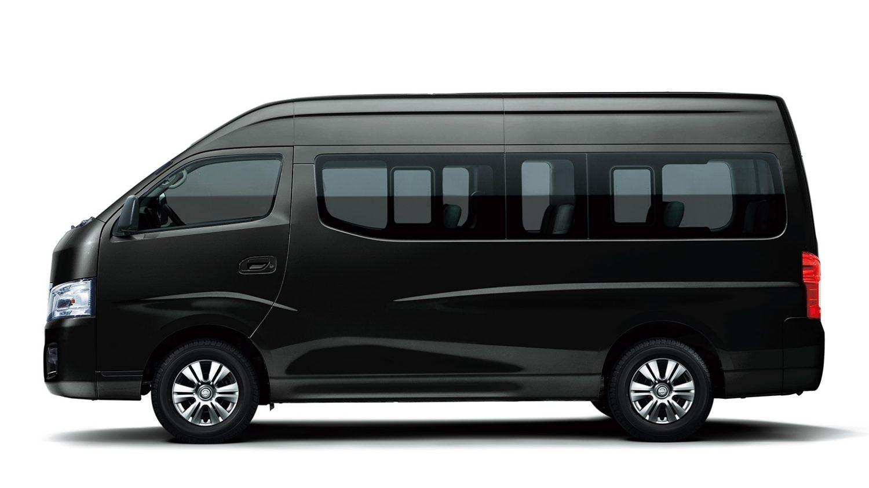 Nissan Cargo Van >> Nissan NV350 Urvan | Work Van