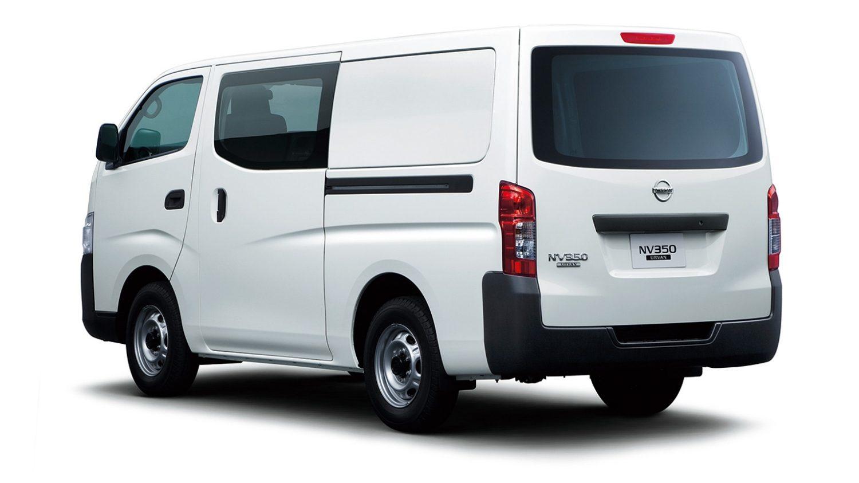 Nissan Passenger Van >> Nissan Urvan | Interior & Exterior Design - Minivan and Microbus