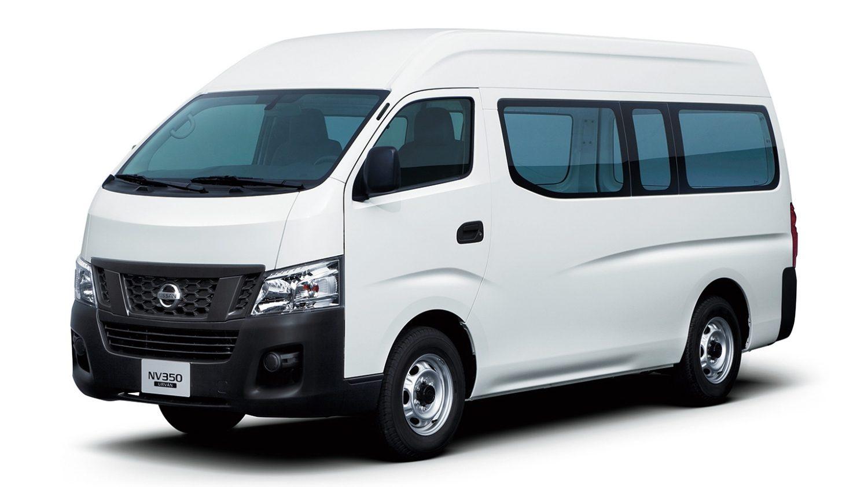 Nissan Cargo Van >> Nissan NV350 Urvan   Work Van