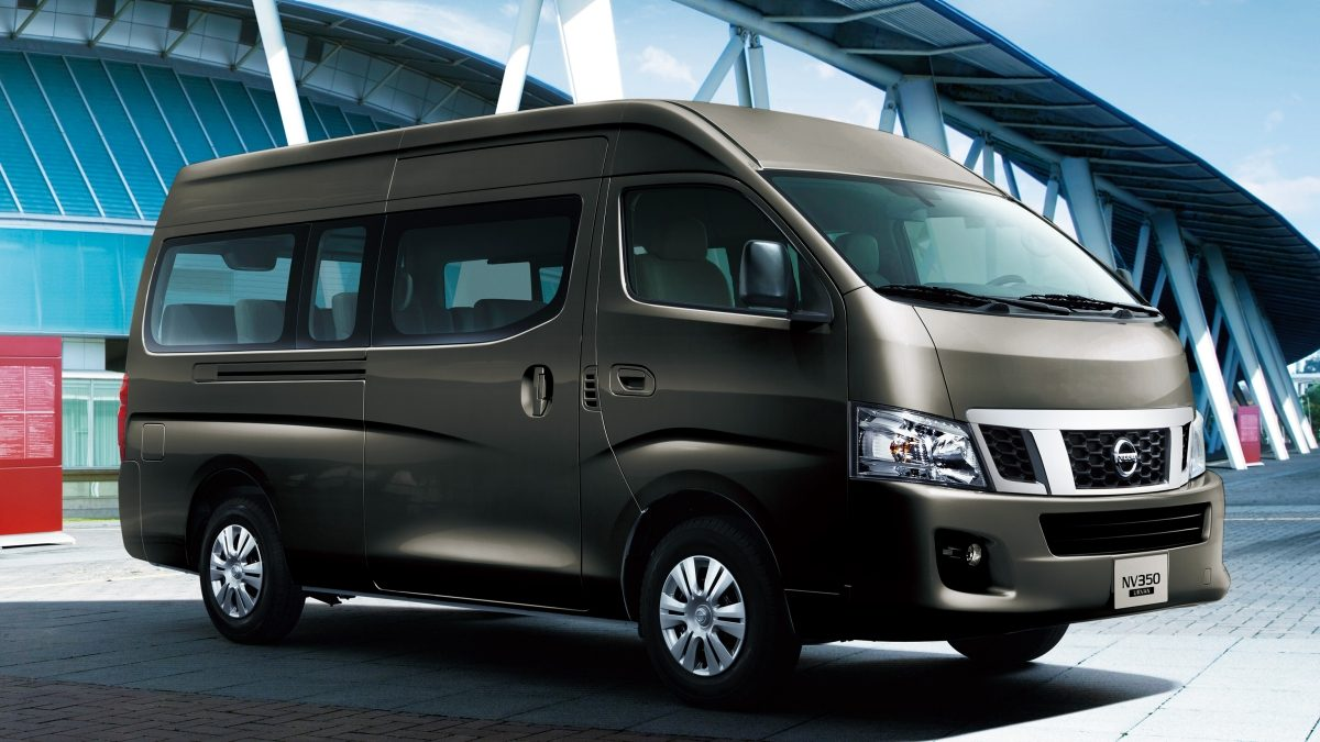 nissan nv350 urvan performance information. Black Bedroom Furniture Sets. Home Design Ideas
