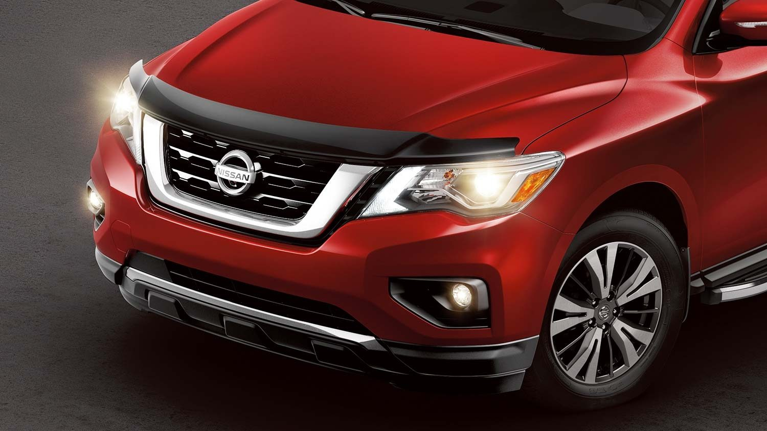 Nissan Pathfinder LED Headlamps