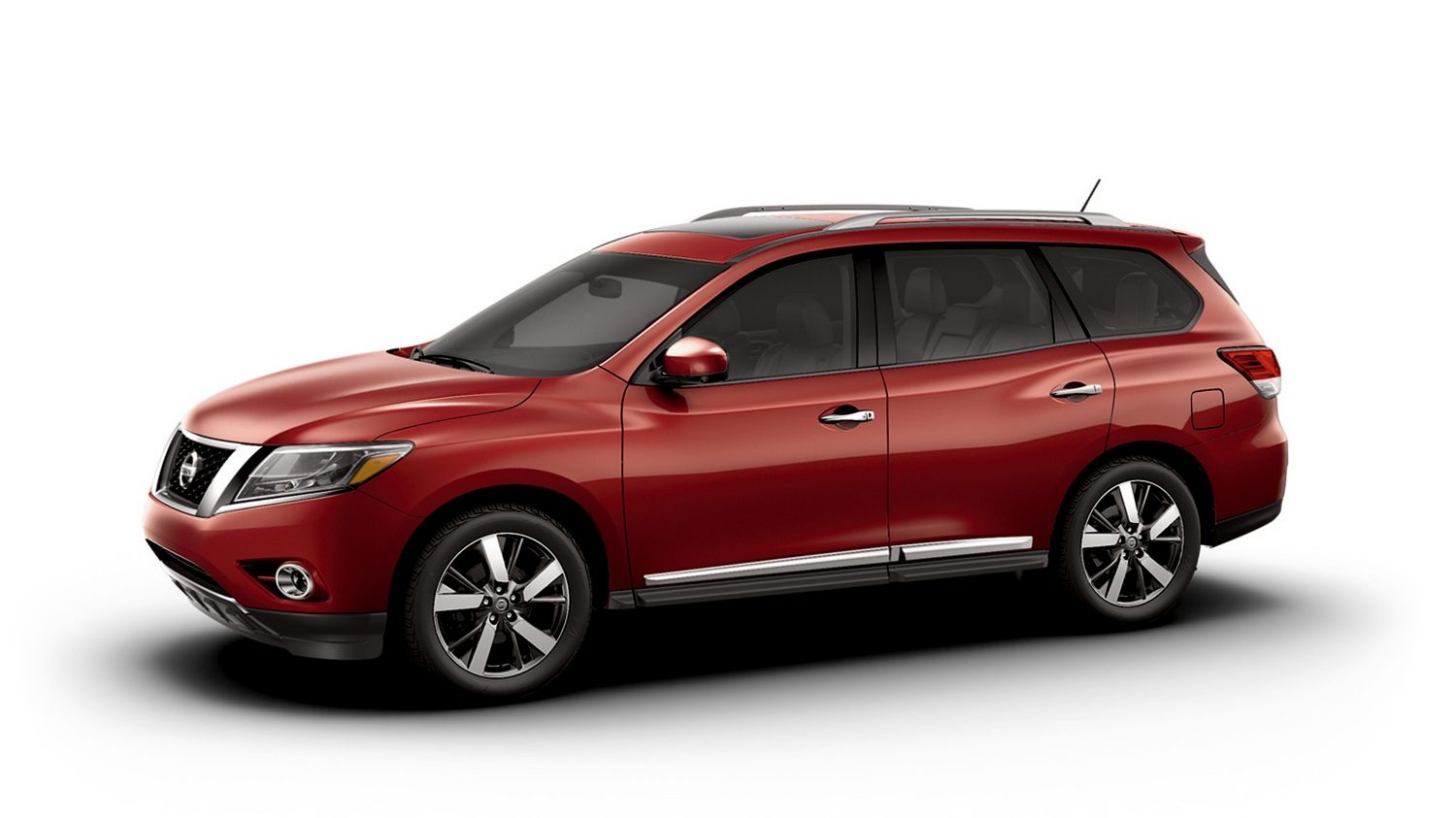 Nissan Pathfinder Intuitive 4WD