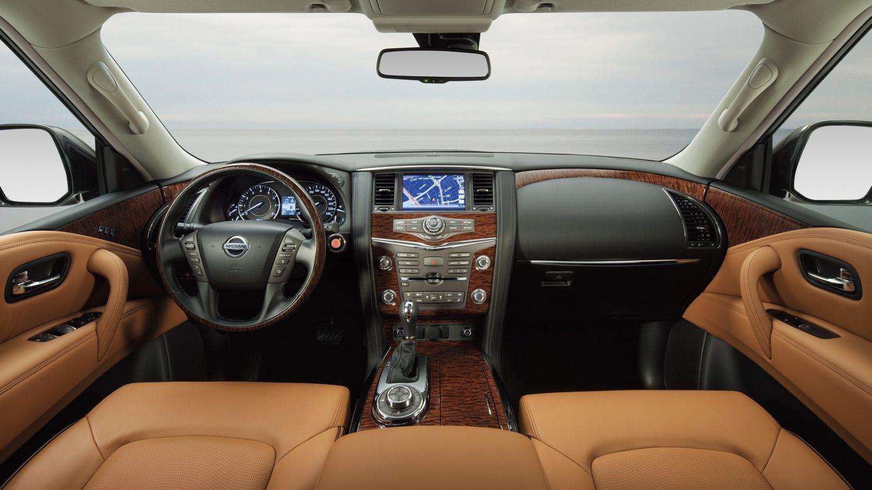 Nissan Patrol Interior & Exterior Design | Large SUV