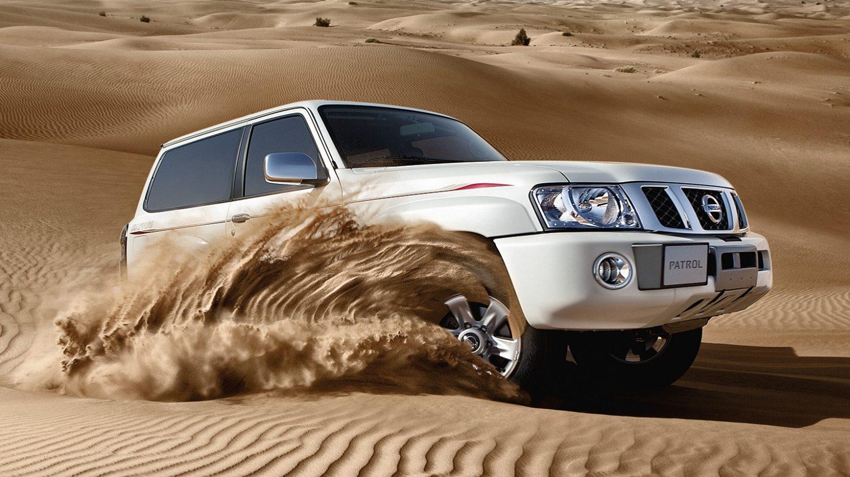 Nissan Patrol Safari Off Road 4x4 Legendary Suv Nissan