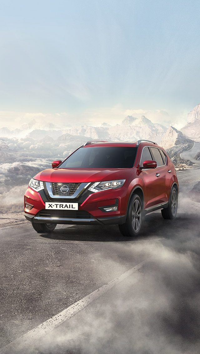 THE NEW 2018 NISSAN X-TRAIL