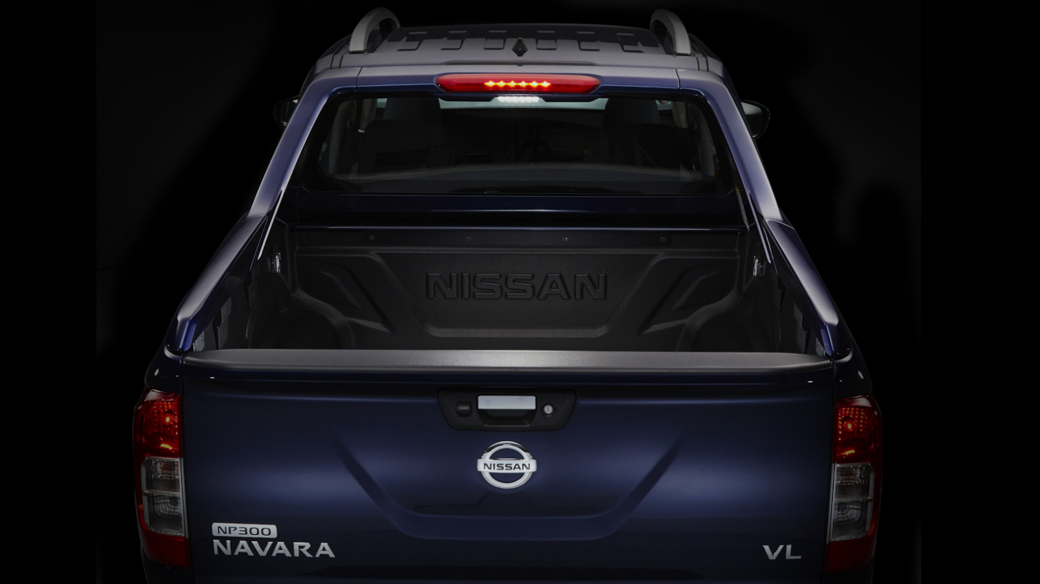navara sport edition dead rear