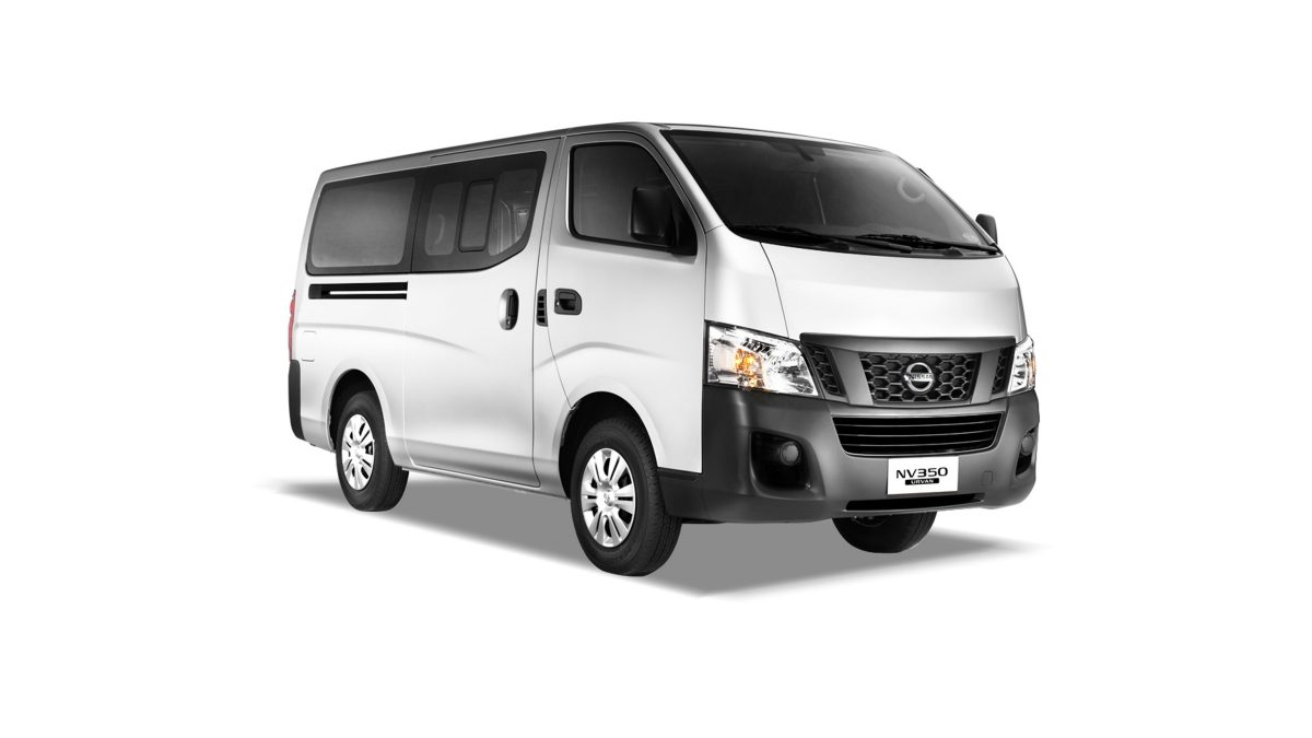 Image Gallery Nissan Nv350