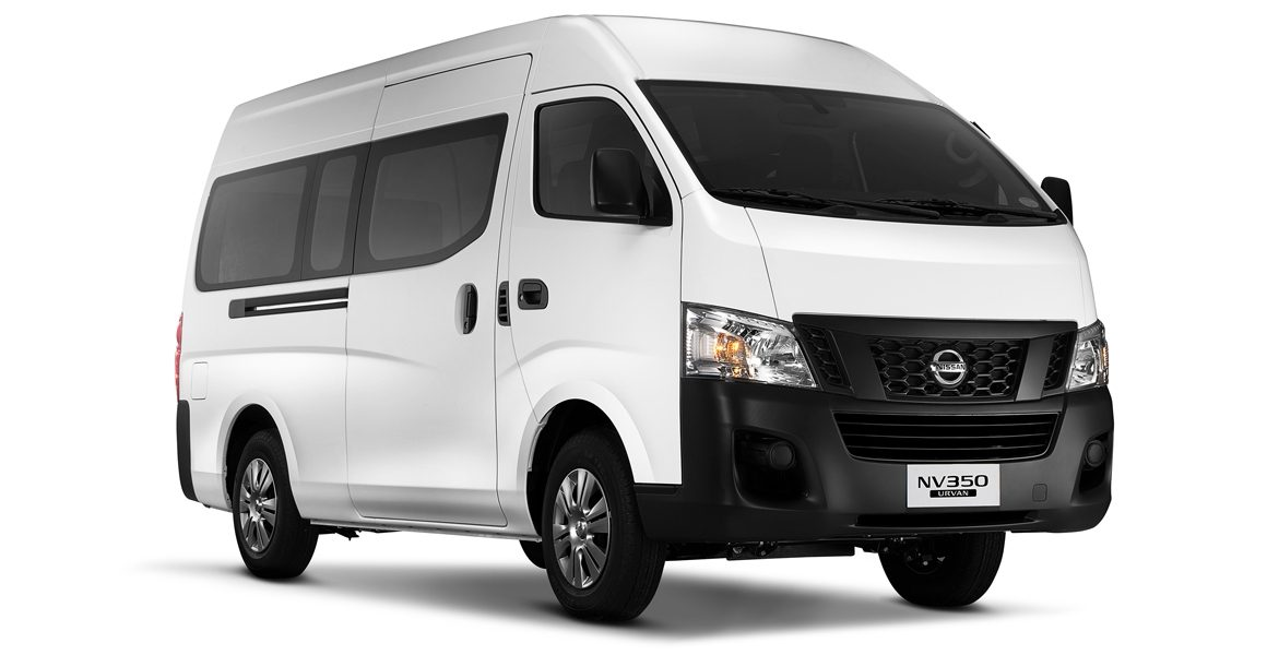 Car Specifications Nv350 Urvan Nissan Philippines