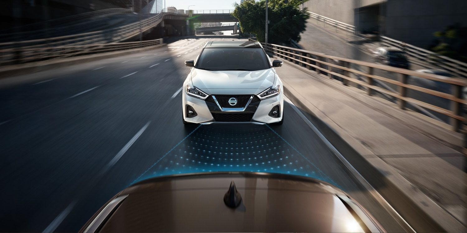 Safety Shield de Nissan Maxima