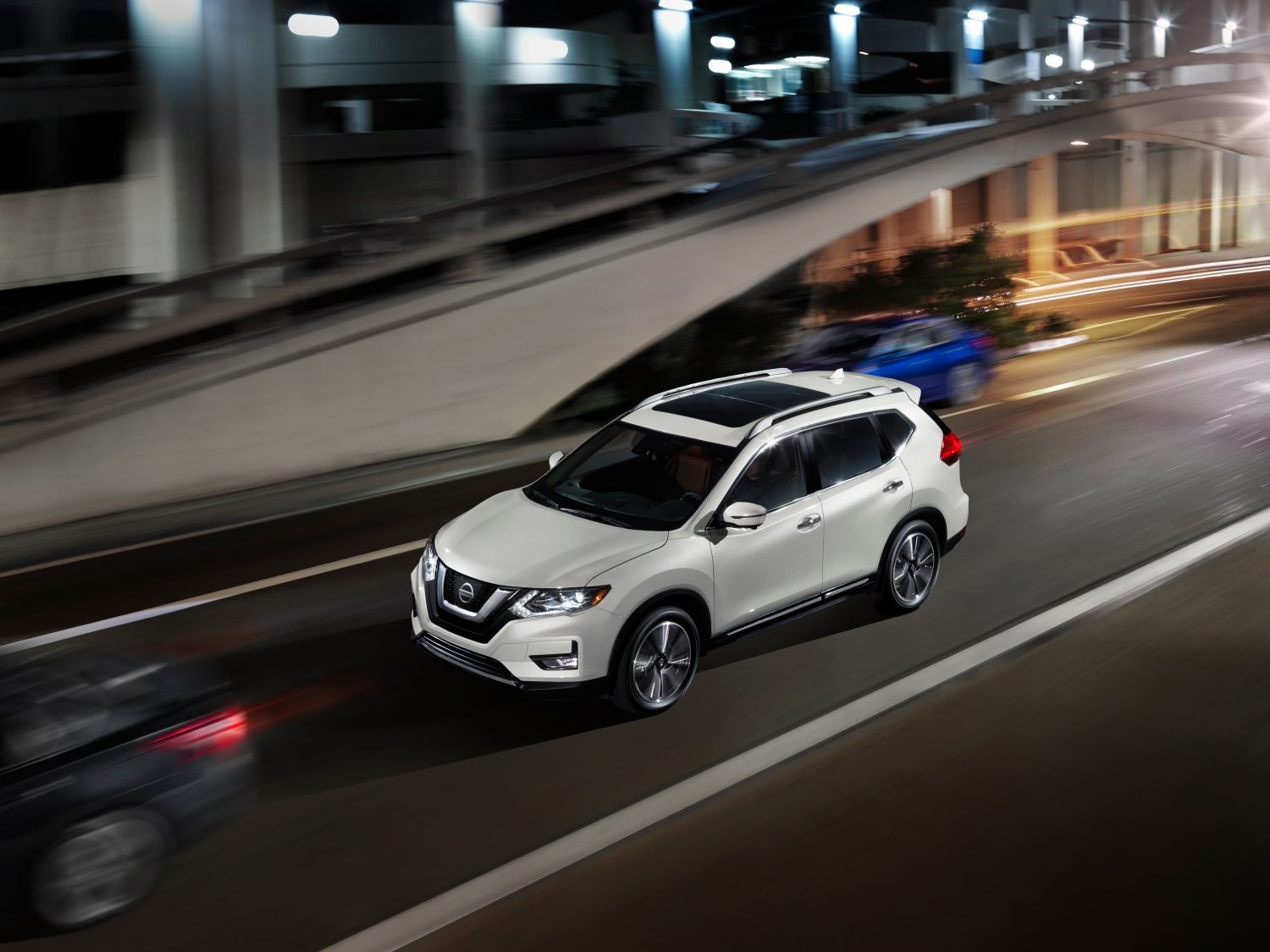 Nissan Rogue Overview video