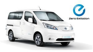 Nissan e-NV200 7 Places