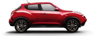 Nissan Juke - Sideview