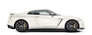 GT-R side view