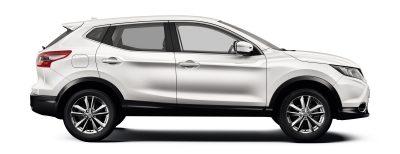 Nissan Qashqai - Sideview