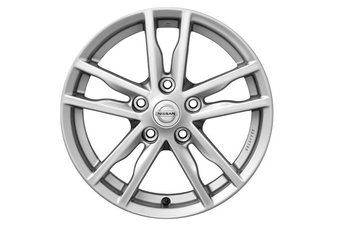 "Nissan Tiida - 16 ""SHARP  alloy wheel"