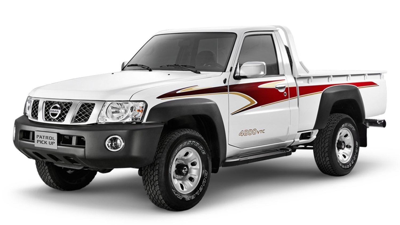 Nissan Patrol Pickup | Versions & Specifications | Nissan KSA