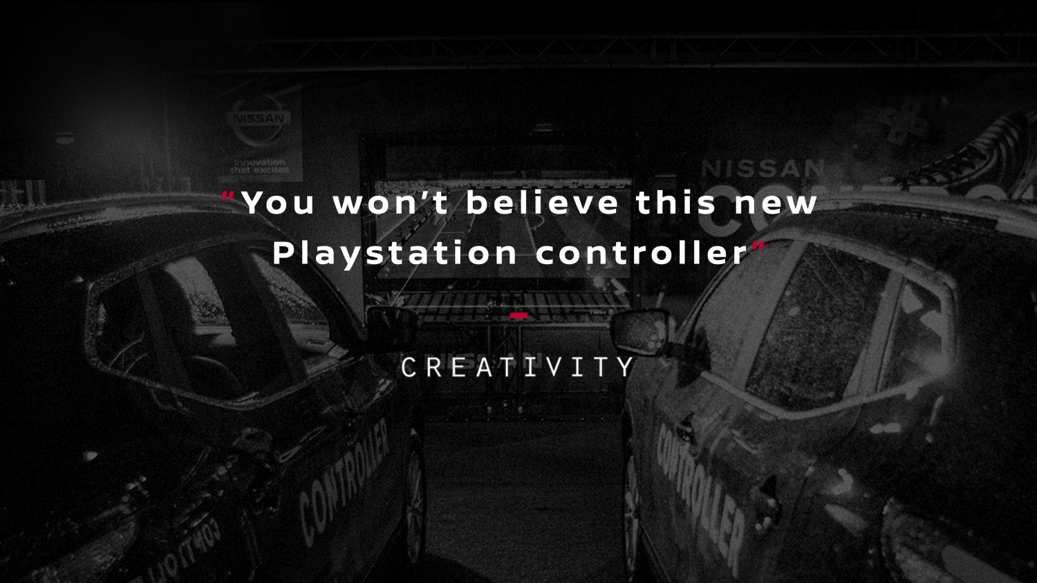 Creativity about the Nissan Controller