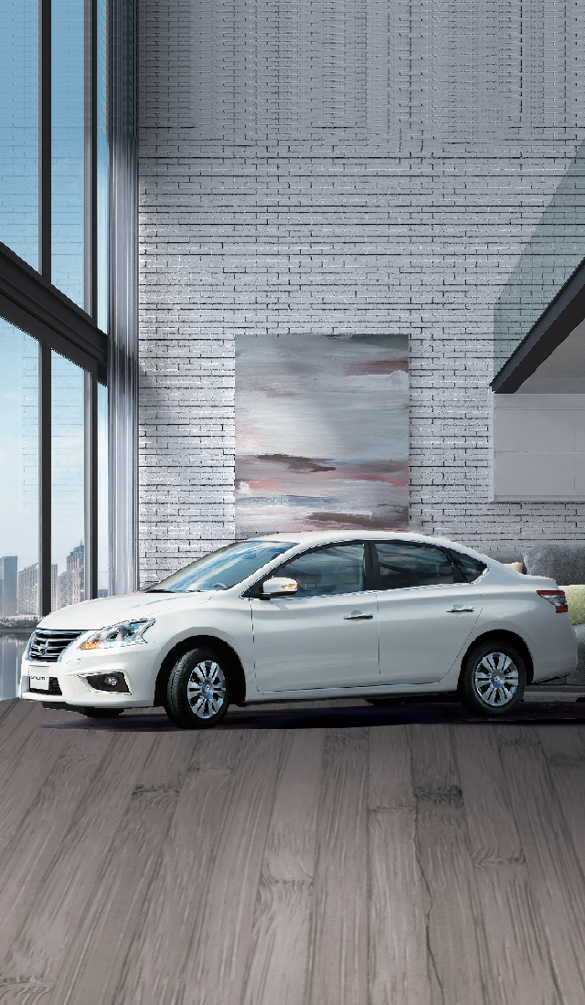 Nissan Sylphy Welcome Home