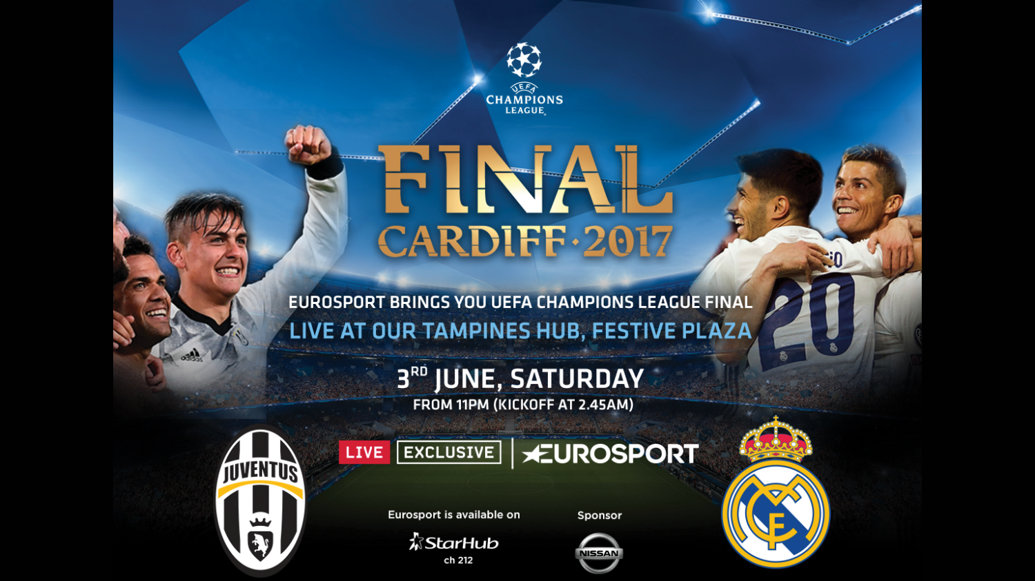 UEFA Champions League Finals
